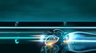 Vad vore TRON utan lightcycles?