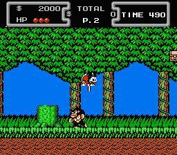 DuckTales till NES.