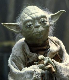 Yoda: En respektabel mupp?