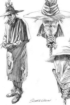 scarecrowross