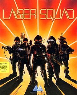 Omslaget till det nya X-COM-spelet är ett homage till Laser Squads omslag.