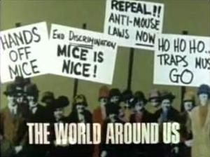 Monty Python slår ett slag mot fursecution!