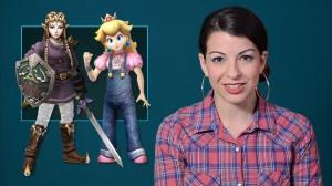 Kanske kommer Zelda och Peach se ut så här i framtiden?