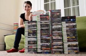 Ska man kritisera spel är det bra om man spelat många av dem också!