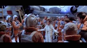 Leia tar kommandot.