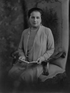 "Baroness Emma Magdolna Rozália Mária Jozefa Borbála ""Emmuska"" Orczy de Orci"